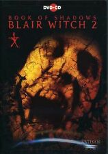 Book of Shadows: Blair Witch 2 [DVD/CD] (2001, DVD NEUF) WS