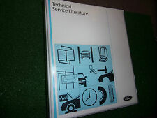 FORD MONDEO ELECTRICAL WIRING CIRCUIT CONNECTOR DIAGRAMS MANUAL 1998.5 1999.5