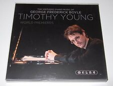 The Virtuoso Piano Music of George Frederick Boyle (CD, 2012) Melba
