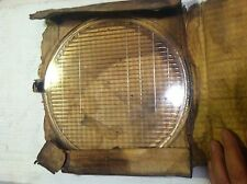 Be Bright --- TWO HEADLAMP LENS  HEADLIGHT  for CHEV 1931  nos