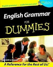 English Grammar for Dummies-ExLibrary