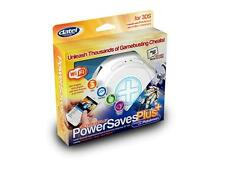 Powersaves Plus for 3DS and Amiibo™ Perfect for Zelda BOTW, Mario Smash Bros