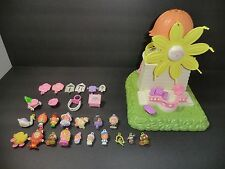 Vintage 1984 Charmkins Whippoorwill Flower Mill Jewelry Holder Charms Toy 80s