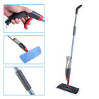 Spray Mop Cleaner With Replaceable Micorfiber Cloth And Liquid Bottle