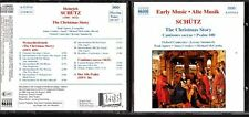 CD 1208  SCHUTZ  THE CHRISTMAS STORY