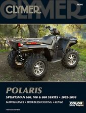 CLYMER SERVICE REPAIR MANUAL M366 POLARIS SPORTSMAN 800 EFI X2 2007 2008 2009