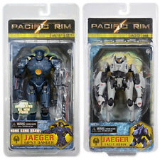 "PACIFIC RIM - 7"" Series 4 Jaeger Action Figure Set (2) by NECA #NEW"