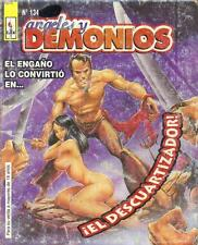 *ANGELES Y DEMONIOS* EL DESCUARTIZADOR - MEXICAN COMIC ~ SEXY ~ #134