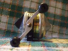 Vintage Zebco 33 Closed Face Casting Reel - Excellent Condition