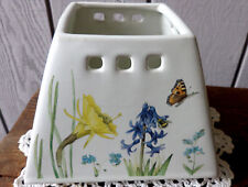 Marjolein Bastin Candle Jar Topper Lamp Shade Quality Pottery