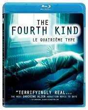 The Fourth Kind (Blu-ray Disc, 2010, Canadian)