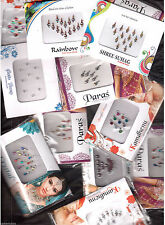 10 Different - Full Packets - BINDIS / Temporary Tattos - FREE SHIPPING