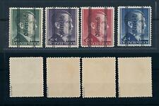 [55015] Austria 1945 Local Graz Overprints High value Signed MNH Original Gum