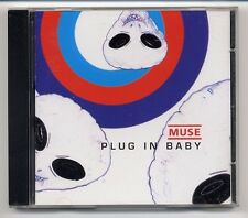 Muse Maxi-CD Plug In Baby - Benelux 4-track incl. Video - 481.2006.179