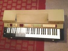 Farfisa Compact Deluxe Combo Electric Organ PLEASE READ FULL LISTING