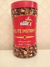 Elite Instant Coffee Nescafe 200g / 7oz Kosher, Product Of Israel/ Parve,