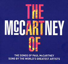 Art of Mccartney - Various Artists (Audio CD/DVD - Nov 17, 2014) Deluxe Edition