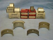 1955 - 1970 Allis Chalmers Buda 230 262 273 Main Bearing Set 020 IND Graders USA