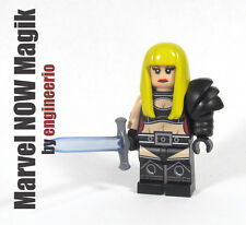LEGO Custom - Magik Marvel Now - Marvel Super heroes mini figure X-Men