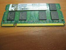 Original Kingston RAM 2gb 2rx8 pc2-6400s-666-12-e3/ddr2 RAM impecable