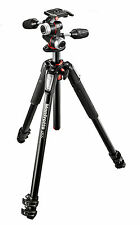 Manfrotto MK055XPRO3 with MHXPRO3-3W Head & FREE VBAG100P Bag
