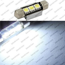 Xenon White 36mm 3SMD 6418 C5W Error Free LED Bulbs For European Cars (1 Piece)
