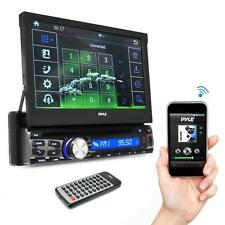 Pyle PLDT87BT 7-inch Bluetooth Headunit Receiver In-dash