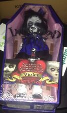 LIVING DEAD DOLLS VIOLET TWISTED LOVE NEW