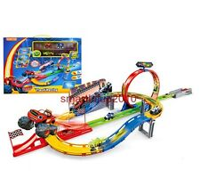 Blaze and the Monster Machines car Vehicles Diecast Parking Toy