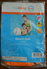 Beach Ball Inflatable 16 Inches SWIMMING POOL TOY Trueliving #Kids