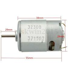 DC3-12V 29000RPM 20W Large Torque Super Model High Speed Motor for Electric tool