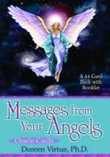 Messages From Your Angels Oracle Cards Doreen Virtue