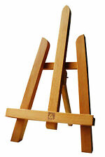 BEECH WOOD 270MM ARTIST TABLE TOP DISPLAY ART EASEL CRAFT WOODEN WEDDING ART