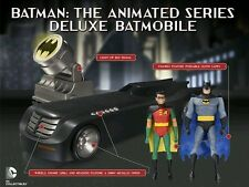 "Batman The Animated Series 24"" Batmobile Deluxe Edition"