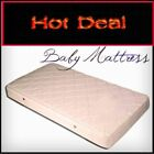 NEW Orthopaedic Breathable Innerspring Support Cot Mattress 1300  x  700  x 110