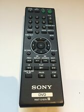 SONY DVD CD Remote for DVP-SR320, DVP-SR405P, DVP-SR510H, DVP-SR750HP