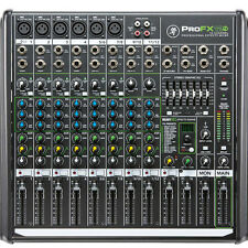 Mackie ProFX12 V2 12-Channel Professional FX Mixer with USB, New!