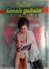 FEMALE YAKUZA TALE INQUISITION & TORTURE - Ishii DVD Aikawa Ike Midorikawa OOP