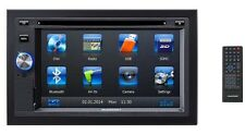 Blaupunkt San Diego 530 World 2 DIN Doppel-DIN CD MP3 DVD USB Bluetooth /B-Ware/