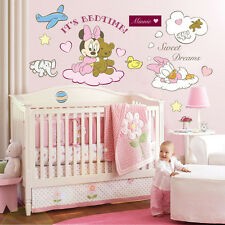 Minnie Mouse Bedtime Wall stickers (10 stickers)