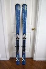 VOLKL UNLIMITED ATTIVA AC3 SKIS 156CM MARKER MOTION BINDINGS