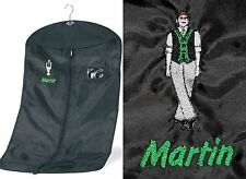 Personalised Boy / Male Irish / Celtic Dance Garment Costume Bag - Any Name