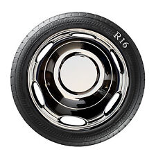 Domed Chrome  Wheel Trims 16 inch Will  Ford Fit Transit Vans ect  Hub Caps