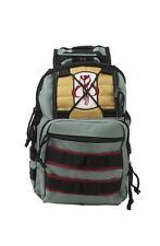 Star Wars Boba Fett Sling Backpack Slingback Tactical School Book Bag NWT!