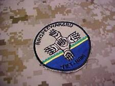 SEAL TEAM UDT NAVSPECWARGRU VIETNAM OLD STYLE  PATCH MADE IN OLONGAPO
