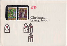 AUSTRALIA 1973  CHRISTMAS PRESENTATION PACK POSTED FREE!