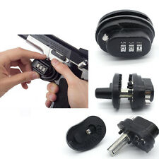 3-Dial Combination Trigger Lock with password for Pistol Rifle Shotgun Firearm