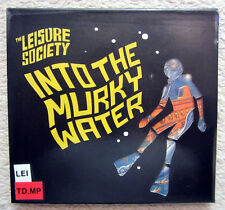 CD / THE LEISURE SOCIETY / INTO THE MURKY WATER / RAR /