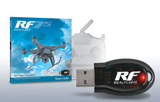 RealFlight 7.5 R/C Flight Simulator w/ Wireless Transmitter Interface GPMZ4524