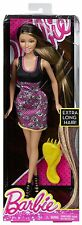 NEW Barbie Life In The Dream House Teresa DOLL Extra Long Hair Brush Shoes Dress